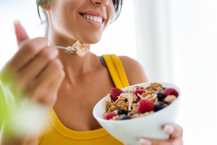 La consommation calorique quotidienne recommandée